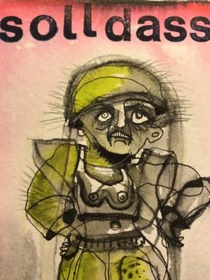 *solldass* aquarell/tusche auf papier, ca 10/16 cm